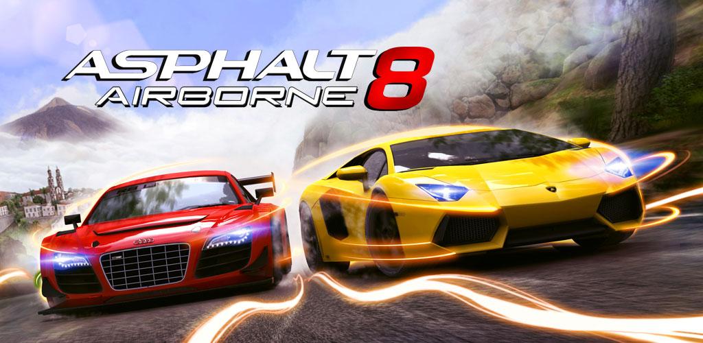 دانلودبازی Asphalt 8: Airborne 4.0.0l | آخرین ورژن بازی آسفالت ۸ اندروید + مود