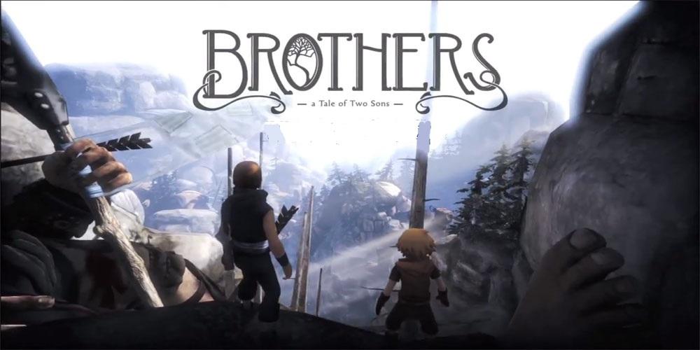 """دانلود بازی جدیدBrothers: a Tale of two Sons 1.0.0  """"داستان غم انگیز دو برادر"""" اندروید + دیتا"""