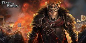 دانلودجدیدترین نسخه هک و بی نهایت کلش آف کینگز Clash Of Kings