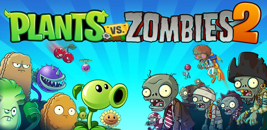 دانلود بازی زامبی ها و گیاهان 2 اندرویدPlants vs. Zombies 2 6.6.1+مود+دیتا