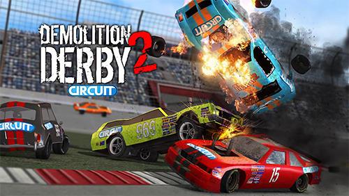 دانلود بازی دربی ویرانگر اتومبیل ها  Demolition Derby 2 v1.3.42 اندروید