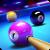 دانلودبازی بیلیارد حرفه ای ۳D Pool Ball 2.1.1.0 اندروید + مود