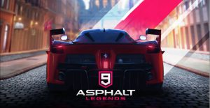 دانلود بازی آسفالت 9 Asphalt 9: Legends v1.0.1a
