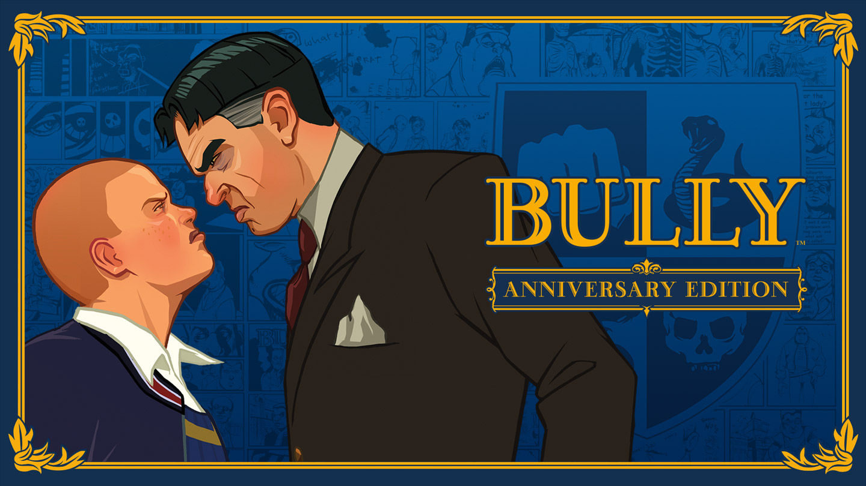دانلود بازی قلدر مدرسه Bully: Anniversary Edition 1.0.0.17  اندروید + دیتا