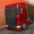 دانلود بازی رانندگی تریلی Euro Truck Driver 2018اندروید همراه دیتا + مودبازی