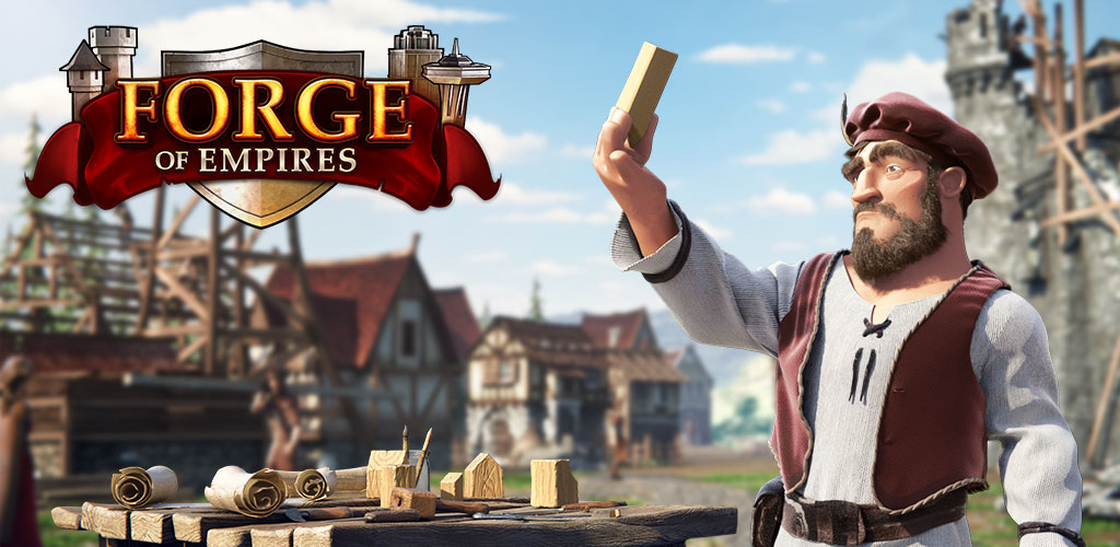 دانلود بازی بنای امپراطوری Forge of Empires 1.133.1  استراتژیک فوق العاده اندروید