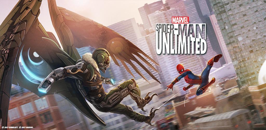 دانلود بازی مرد عنکبوتی Spider-Man Unlimited 4.5.0e نامحدود اندروید + مود