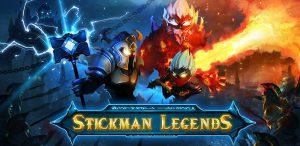 دانلود بازی افسانه استیکمن Stickman Legends 2.3.26