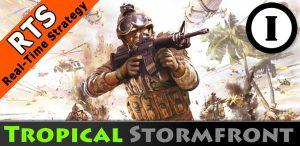 دانلود بازی استراتژیک طوفان گرمسیری
