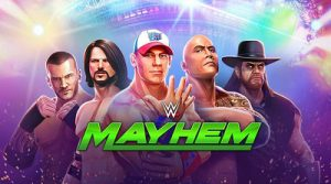 دانلود بازی کشتی کج میهم WWE Mayhem v1.12.266