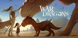 دانلود نسخه جدید بازی جنگ اژدها War Dragons v4.61.1+gn