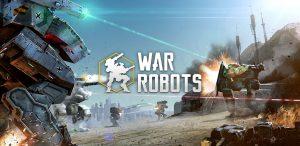 دانلود بازی نبرد روبات ها War Robots 4.2.0