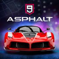 دانلود بازی آسفالت ۹ Asphalt 9: Legends v1.0.1a اندروید + دیتا