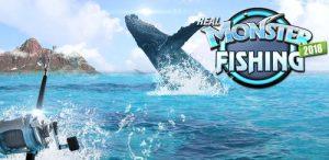 دانلود بازی ماهی های غول آساMonster Fishing 2018