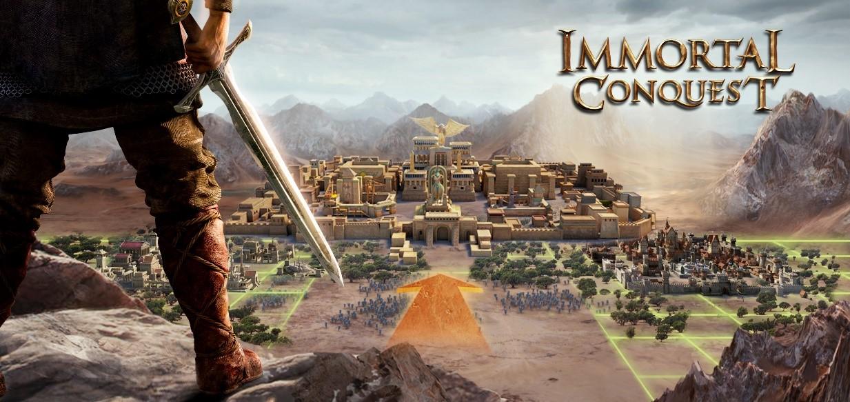دانلودنسخه جدید بازی پیروزی جاودان Immortal Conquest 1.2.2 برای اندروید