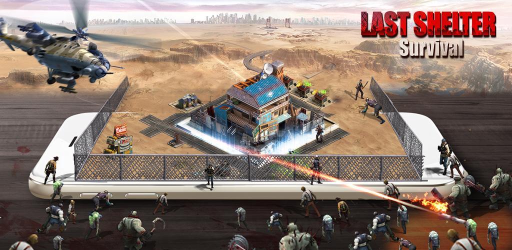 دانلود بازی آخرین پناهگاه Last Shelter: Survival 1.250.083 اندروید + دیتا