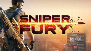 دانلود بازی خشم تک تیرانداز Sniper Fury 3.7.1a