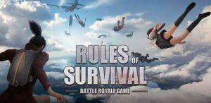 دانلود جدیدترین نسخه بازی قوانین بقا RULES OF SURVIVAL