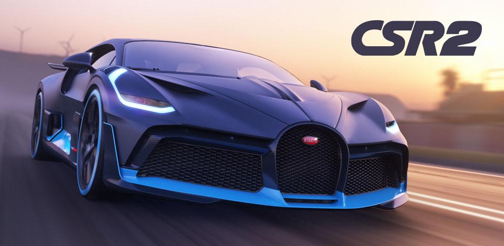 دانلود بازی ماشین سواری CSR Racing 2 1.22.0 اندروید + مود + دیتا