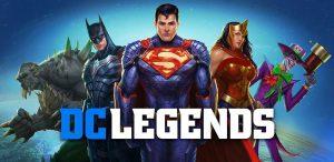 دانلود بازی افسانه قهرمانان و تبهکاران DC Legends 1.21.4