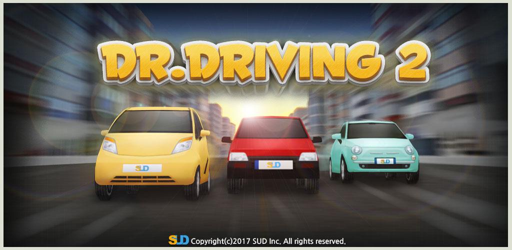 دانلود بازی رانندگی در شهر ۲ Dr. Driving 2 1.33 اندروید + مود