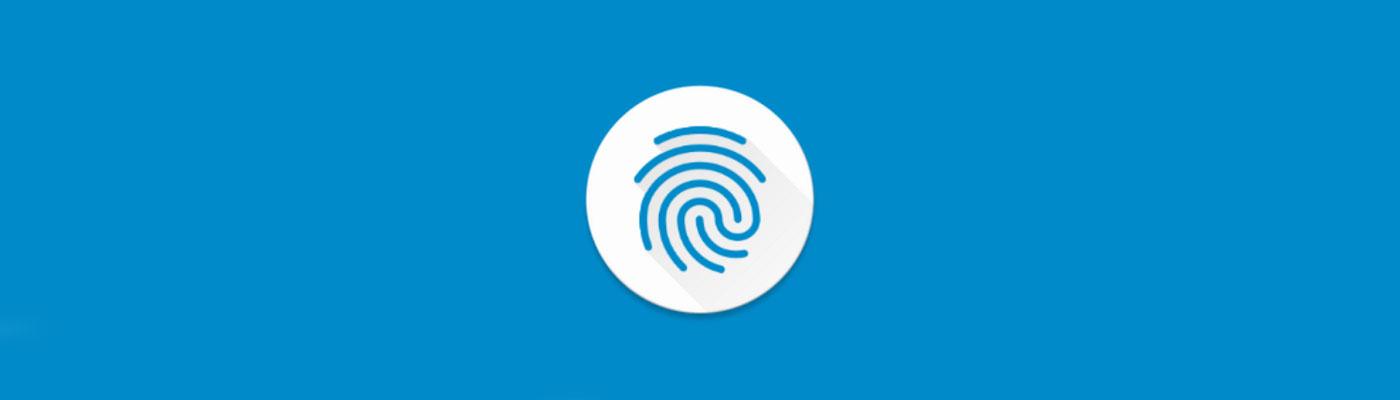 دانلود نرم افزار ابزار حسگر اثر انگشت Fingerprint Scanner Tools Pro 1.70 اندروید
