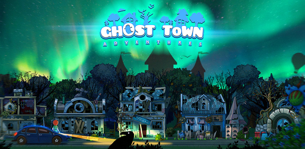 دانلود Ghost Town Adventures: Mystery Riddles Game 2.48 اندروید + مود