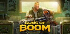 دانلود بازی Guns of Boom – Online Shooter v4.6.2 + Mod