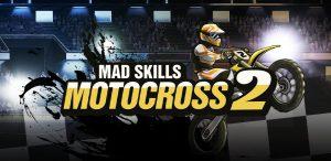 دانلود Mad Skills Motocross 2 v2.7.5-بازی موتور کراس