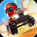 دانلود بازی موتورسواری دو بعدی (۲D) MotoCraft 3.0.3 اندروید + مود