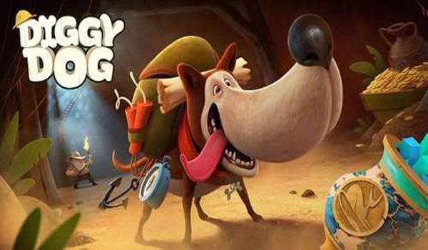 دانلود بازی سگ حفار من My Diggy Dog 2.283 اندروید + مود