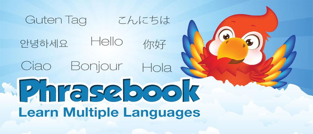 دانلود برنامه بی نظیر یادگیری زبان Phrasebook Pro – Learn Languages 12.1.0 اندروید