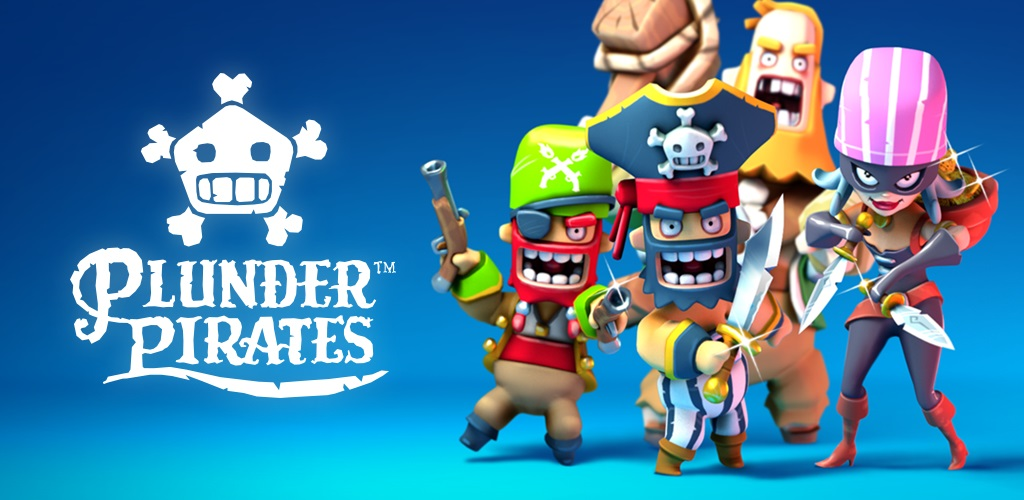 دانلود بازی دزدان دریایی غارتگر Plunder Pirates 3.3.1 اندروید + دیتا