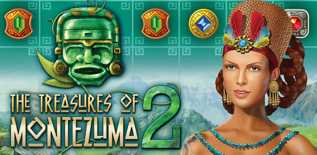 دانلود بازی پازل گنجینه های معبد۲ -Treasures of Montezuma 2 1.5.57 اندروید