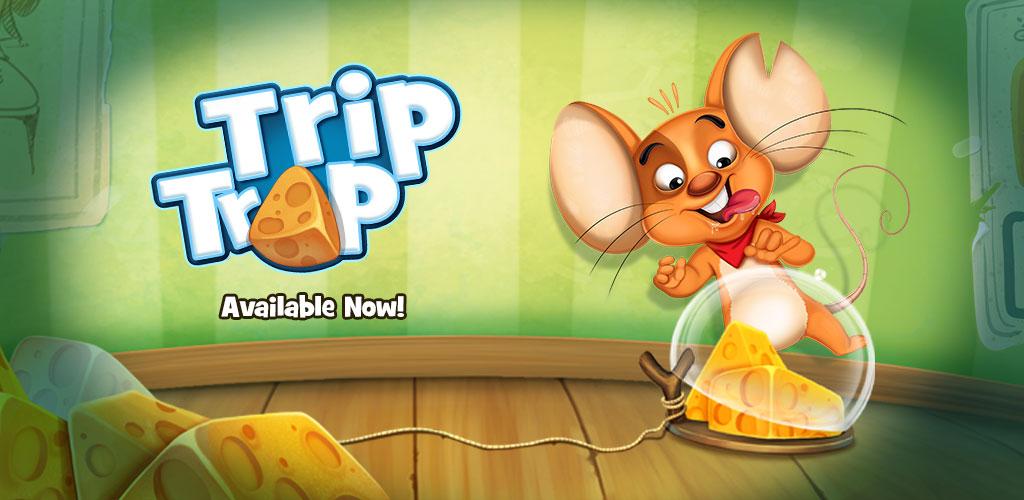 دانلود نسخه جدید بازی فرار از تلهTrip Trap 1.8.6 اندروید + مود