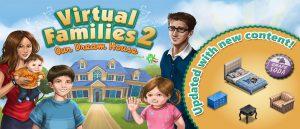 دانلود Virtual Families 2 1.6.92 - بازی خانواده مجازی 2