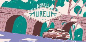 دانلود بازی ماجراجویی - مسابقه ای چرخ های آئرولیا Wheels of Aurelia 1.0