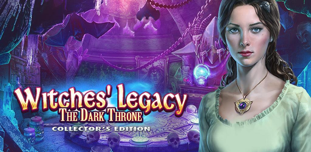 دانلود Witches' Legacy: The Dark Throne Full 1.0.0 – بازی میراث جادوگران