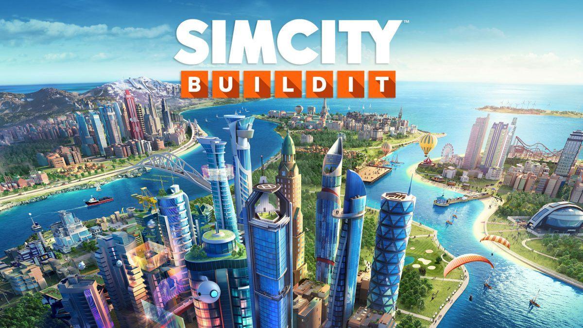 دانلود بازی شهرسازی SimCity BuildIt 1.24.3.78532 اندروید + مود