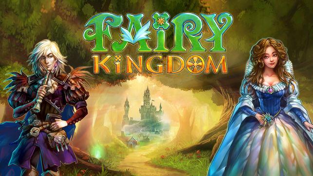 دانلود بازی پادشاهی Fairy Kingdom HD 2.5.1 اچ دی اندروید + مود