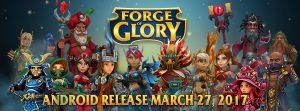 دانلود بازی Forge of Glory v1.6.8 + Mod افتخار آفرین