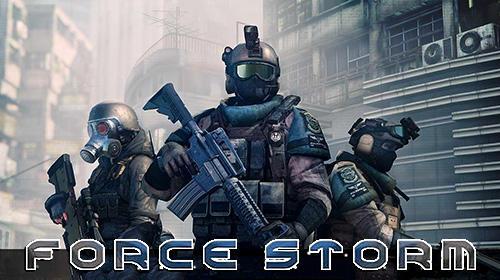 دانلود بازی Force Storm: FPS Shooting Party v1.6.1 نیروی طوفان اندروید