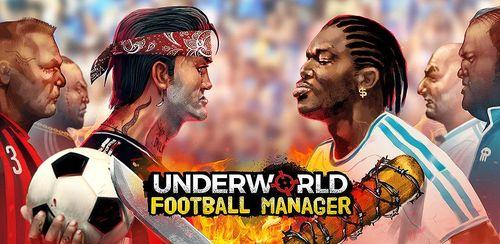 دانلود بازی مدیریت فوتبال Underworld Soccer Manager 18 اندروید