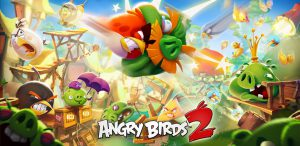 دانلود بازی Angry Birds 2 2.23.0 - پرندگان خشمگین