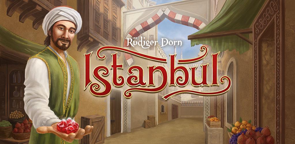 دانلود بازی فکری Istanbul: Digital Edition 1.0.3 – رومیزی استانبول اندروید