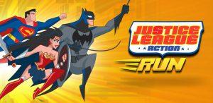 دانلود بازی Justice League Action Run 2.04 عدالت جویان