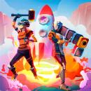 دانلود بازی Rocket Royale 1.3.11 اکشن – بقا راکت رویال اندروید + مود
