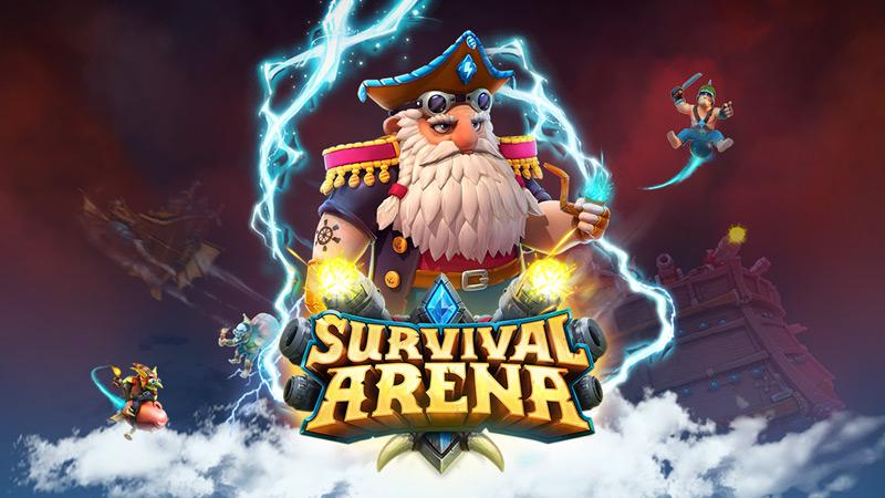 دانلود بازی عصر جاودانگی Survival Arena v3.4.1 اندروید