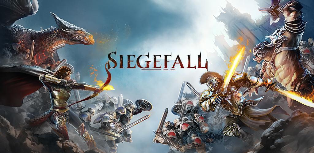 دانلود  بازی  Siegefall 1.6.2m -استراتژی شکست محاصره اندروید + دیتا