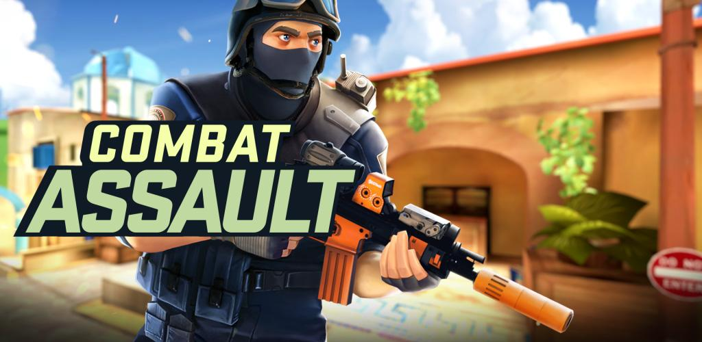 دانلود بازی اکشن نبرد بزرگ Combat Assault: FPP Shooter 1.20.34 – اندروید + مود + دیتا
